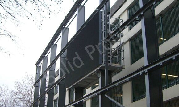 Media-LED-screen-supporting-structures-Swindon